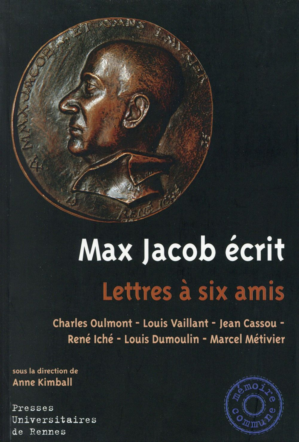Max Jacob écrit